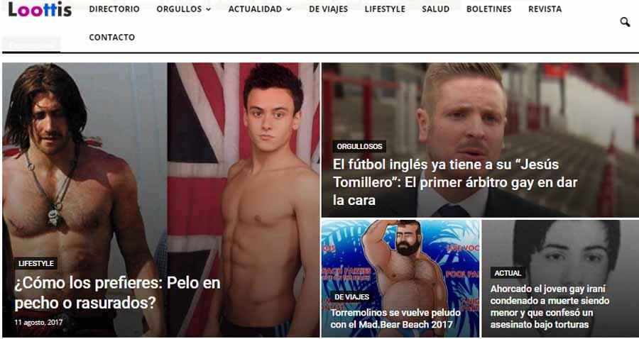 """Gays Gays Loottis es el portal líder para el turismo LGBT """"Made in Spain"""" con más de 60.000 reservas mensuales"""
