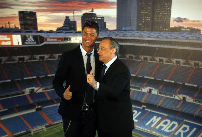 Deportes Deportes Cristiano y Real Madrid, futbolista mejor pagado y club más valorado del mundo
