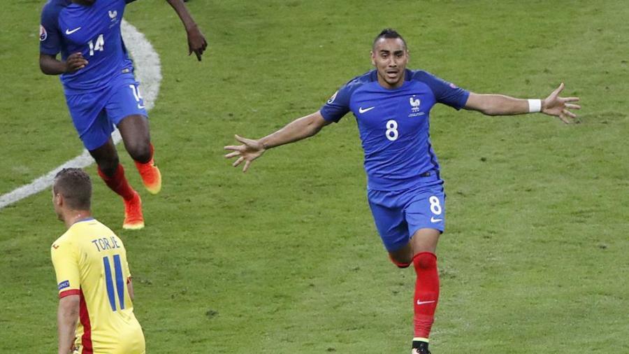 Deportes Deportes Payet consuela a Francia