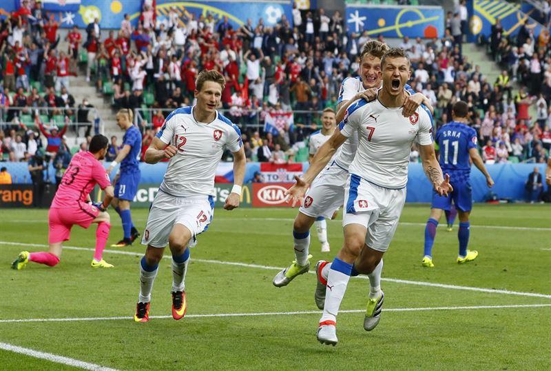 Deportes Deportes República Checa saca los colores a una Croacia demasiado confiada
