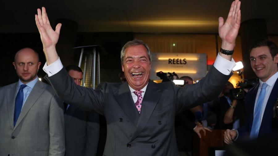 Actualidad Actualidad El Reino Unido vota a favor del Brexit
