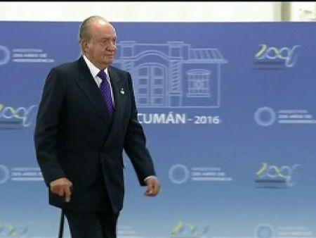 Actualidad Actualidad El rey Juan Carlos finaliza su visita a Argentina