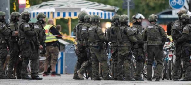 Actualidad Actualidad A la caza de los tres atacantes que han matado a seis personas en Múnich