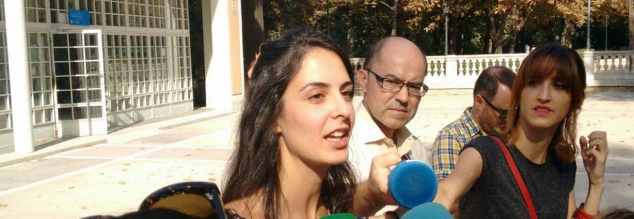 Actualidad Actualidad Rita Maestre utiliza sedes oficiales del Ayuntamiento para asambleas de Podemos