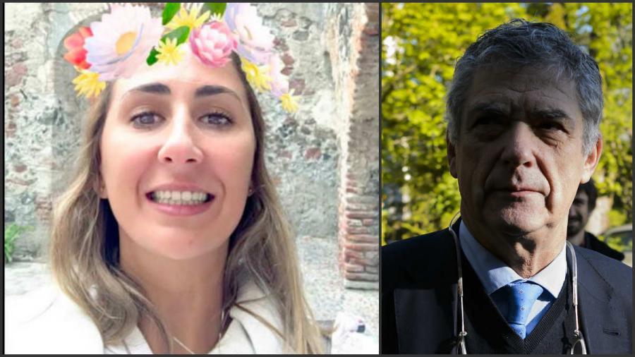 Actualidad Actualidad El cuerpo de la sobrina de Villar fue encontrado en un riachuelo, atada y con una bolsa en la cabeza