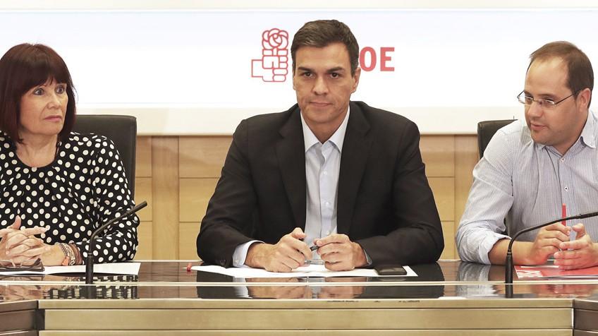 Actualidad Actualidad Sánchez anuncia su intención de convocar un congreso federal con primarias en octubre