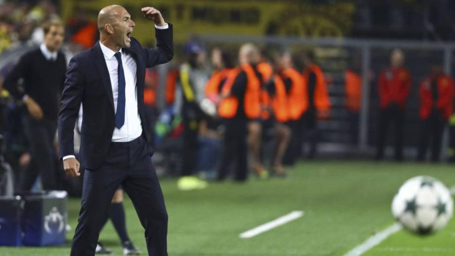 """Deportes Deportes Zidane: """"Estoy jodido"""""""