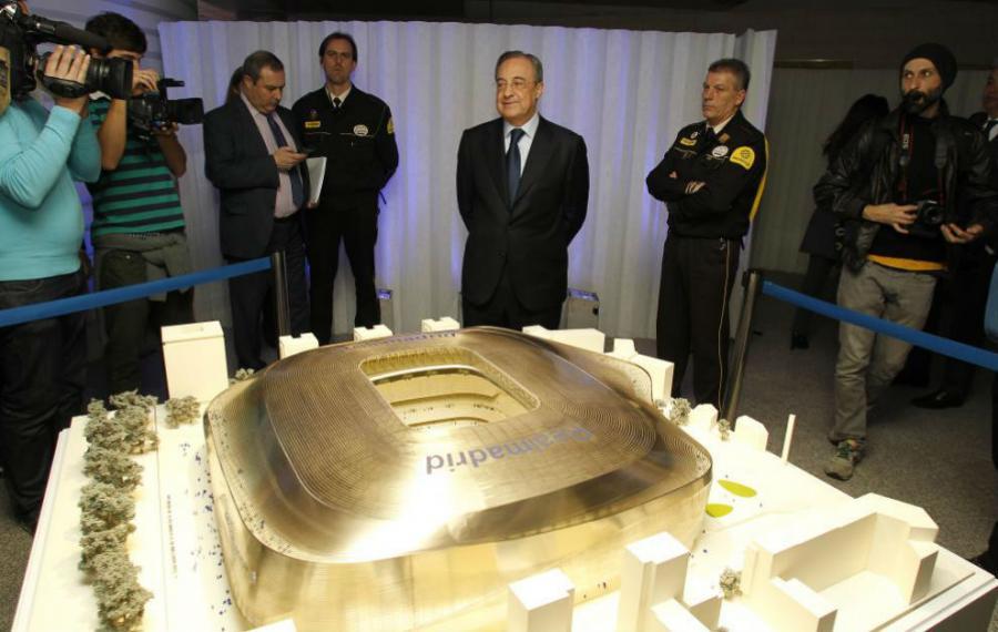 Actualidad Actualidad Real Madrid: Luz verde al nuevo Bernabéu
