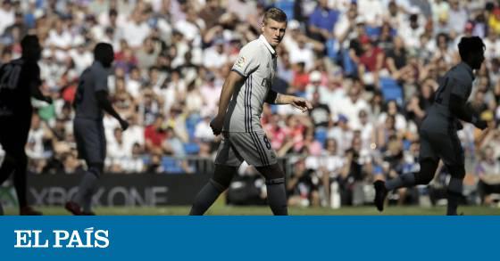Deportes Deportes El Madrid renueva a Kroos hasta 2022