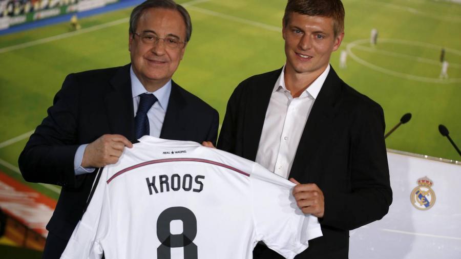 Deportes Deportes Florentino sí teme a Guardiola: renovación exprés para Kroos