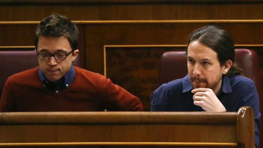 Actualidad Actualidad El libro que explica el futuro de Podemos