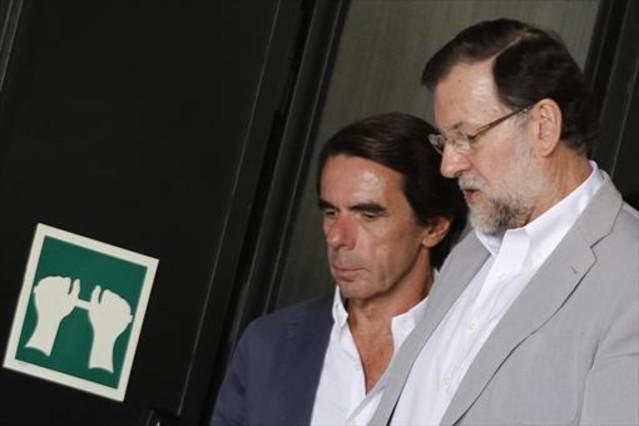 Actualidad Actualidad Divorcio a cara de perro entre el PP de Rajoy y la FAES de Aznar