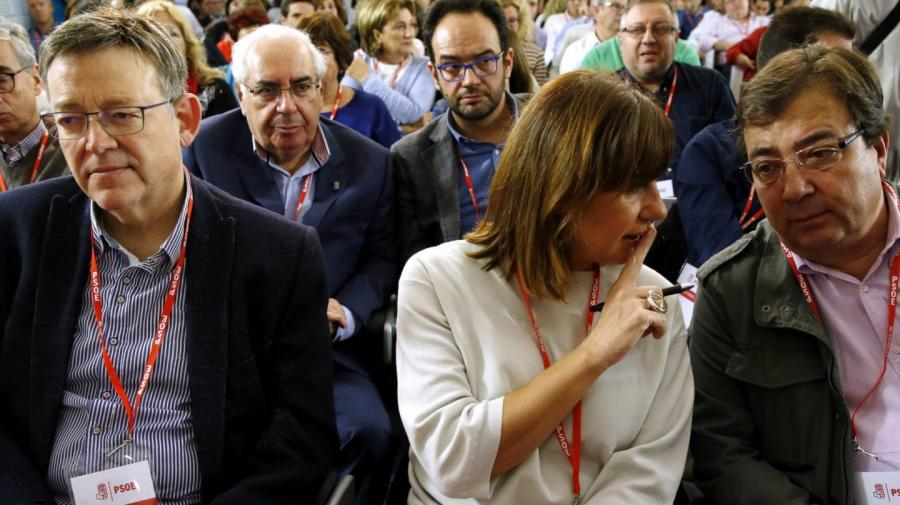 """Actualidad Actualidad Pedro Sánchez organiza un """"ejército"""" para forzar un congreso extraordinario con primarias en el PSOE"""