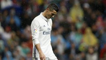 Deportes Deportes Parte del vestuario del Real Madrid, contra CR7