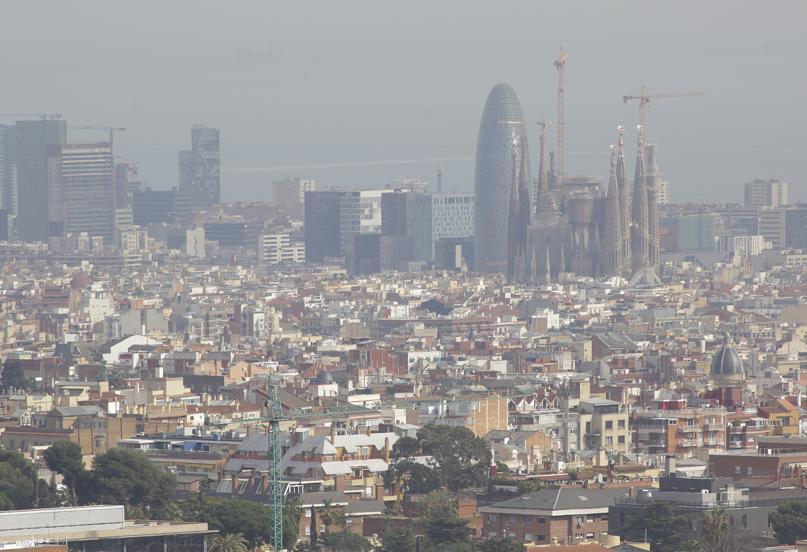 Ecologia Ecologia Barcelona y Madrid, siempre al borde de la alerta por contaminación