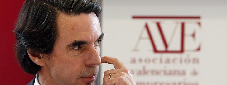 """Actualidad Actualidad Aznar: """"El gobierno en minoría es un escenario poco propicio para las reformas"""""""