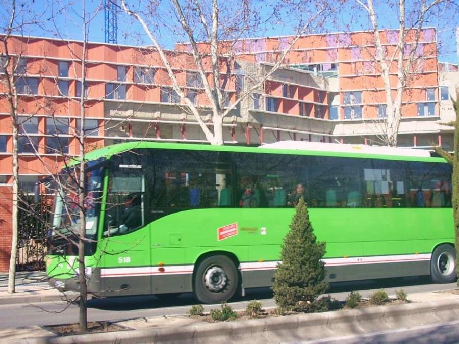 Actualidad Actualidad Huelga en los autobuses interurbanos que conectan Madrid con municipios del oeste