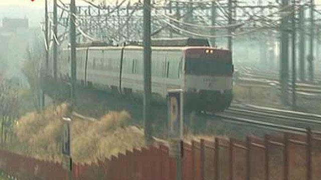 Actualidad Actualidad Vecinos de la estación de Atocha reclaman una solución al ruido de trenes