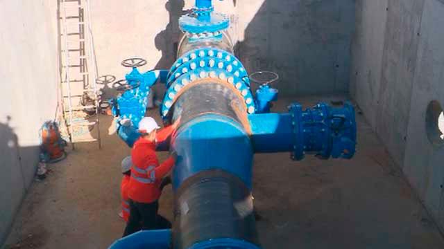 Actualidad Actualidad Obras del Canal de Isabel II para mejorar el suministro en 6 municipios del suroeste