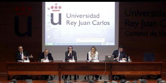 Cultura Cultura Docentes de Europa y América piden que dimita el rector de la Rey Juan Carlos