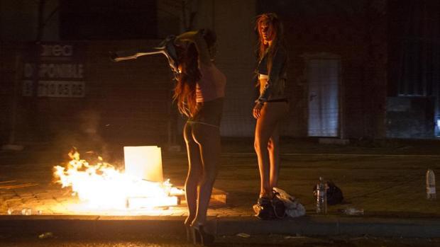 prostitutas poligono marconi madrid prostitutas follando en casa