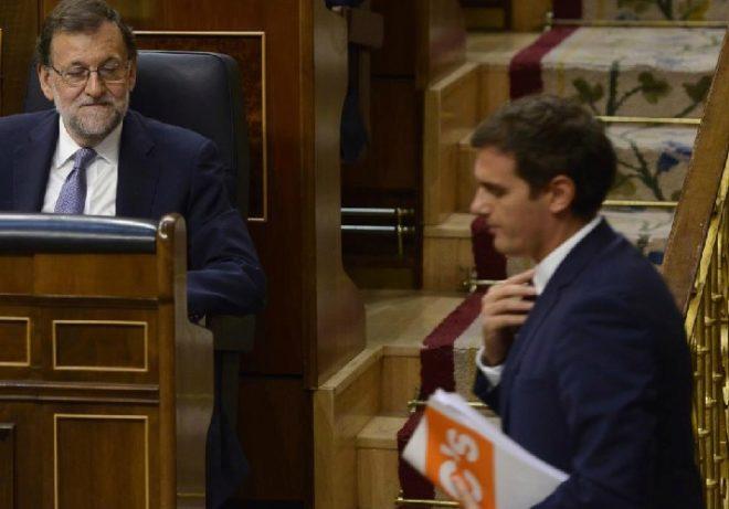 Actualidad Actualidad El PP y Ciudadanos supervisarán juntos su pacto de investidura