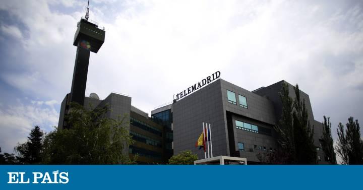 Actualidad Actualidad Telemadrid prevé devolver 9 millones de euros a la Comunidad
