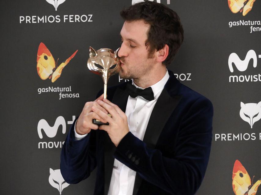 Cultura Cultura 'Tarde para la ira', de Raúl Arévalo, arrasa en los Premios Feroz de la prensa