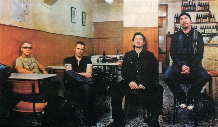 Restaurantes Restaurantes La taberna madrileña que Bono y U2 pusieron de moda