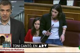 Actualidad Actualidad Cantó destroza a Podemos: 'Sus piquitos no son de amor, sino para chupar cámara'
