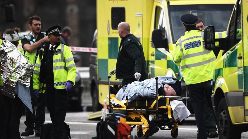 Actualidad Actualidad Una muerta y varios heridos en un ataque terrorista cerca del Parlamento británico en Londres