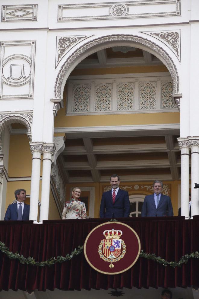 Actualidad Actualidad El tercer aniversario de la proclamación del Rey Felipe