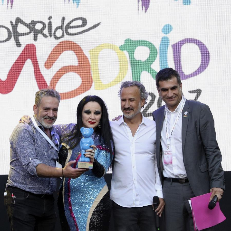 Gays Gays Comienza el Orgullo Gay: Madrid se consagra como capital mundial de la tolerancia