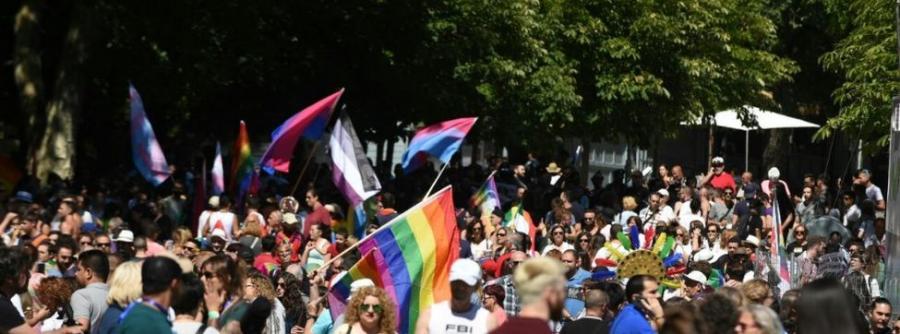 Actualidad Actualidad Madrid se llena de Orgullo para exigir derechos LGTBI en todo el mundo