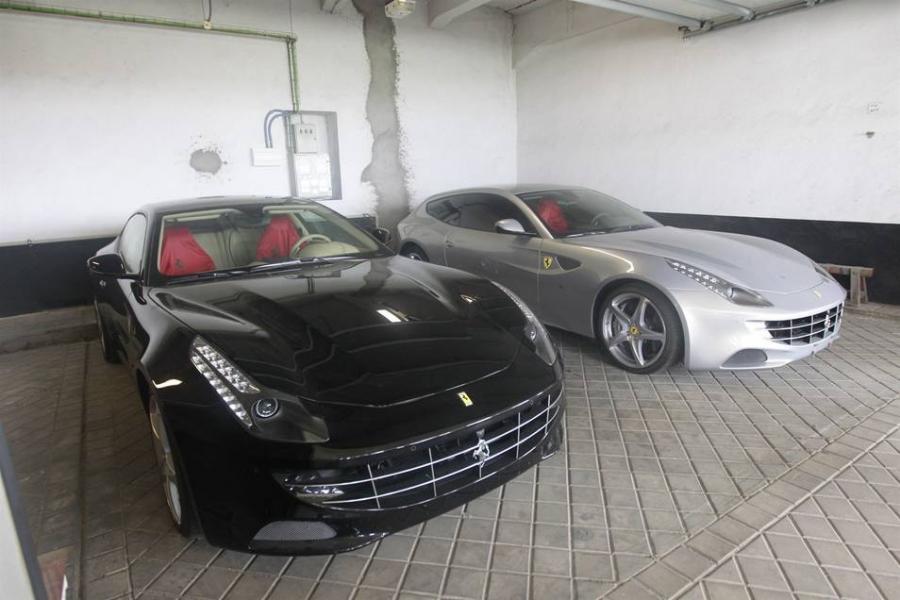 Actualidad Actualidad ¿Quién ha comprado los dos Ferrari del rey Juan Carlos?