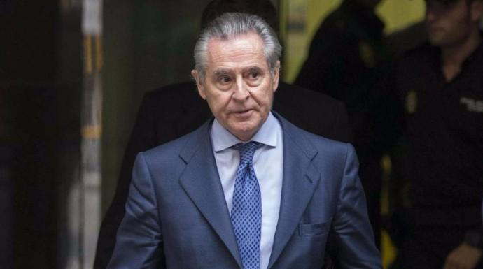 Actualidad Actualidad La frialdad de políticos y banqueros ante el cadáver de Blesa hunde a su viuda