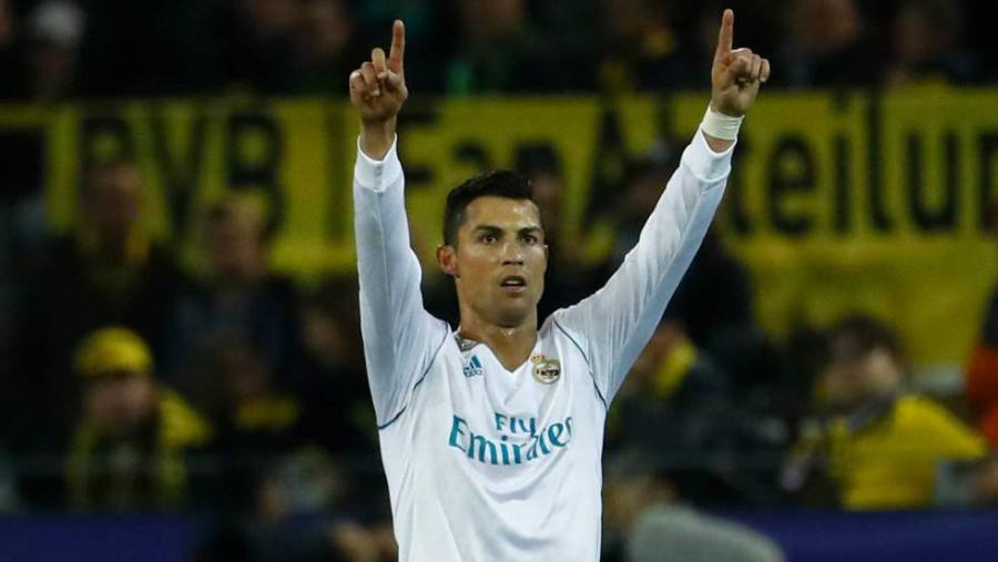 """Deportes Deportes Cristiano: """"¿Mi renovación? El presidente puede contestar mejor. Yo estoy contento"""""""
