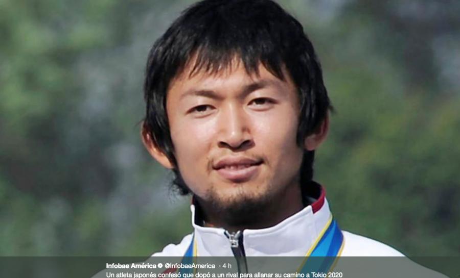 Actualidad Actualidad Un atleta japonés confesó que dopó a un rival para allanar su camino a Tokio 2020