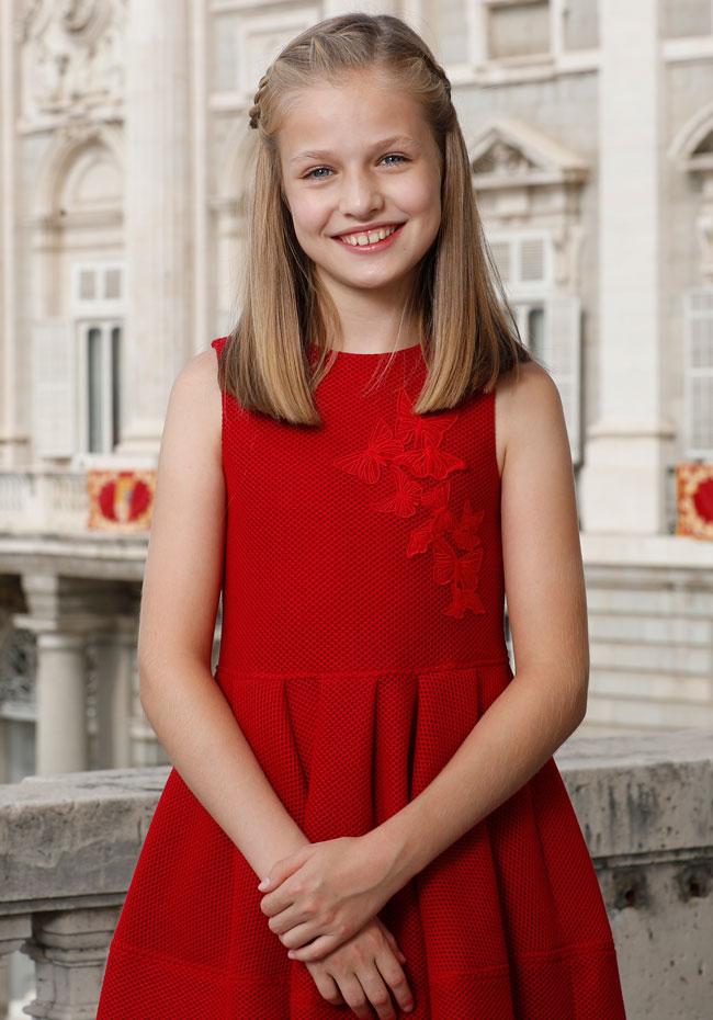 Actualidad Actualidad Felipe VI impondrá durante su 50 cumpleaños, el Toisón de Oro a la princesa Leonor