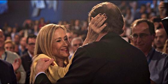 Actualidad Actualidad El PP de Rajoy da por hecha la caída de Cifuentes y busca ya otro candidato para Madrid