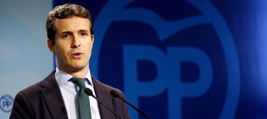 Actualidad Actualidad La Universidad Rey Juan Carlos investiga también el máster de Pablo Casado (PP)