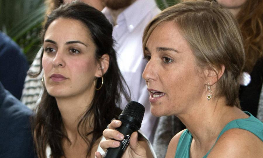 Actualidad Actualidad Errejón anuncia que Tania Sánchez será la 'número dos' de su lista para la Comunidad de Madrid