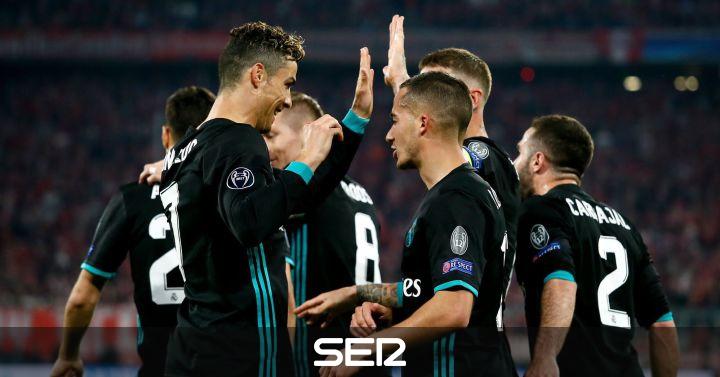 Deportes Deportes El Madrid asalta el Allianz Area y se acerca a su tercera final consecutiva