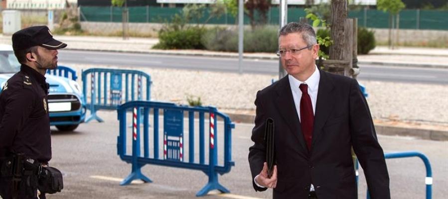 Actualidad Actualidad Alberto Ruiz-Gallardón, citado como investigado en el 'caso Lezo'