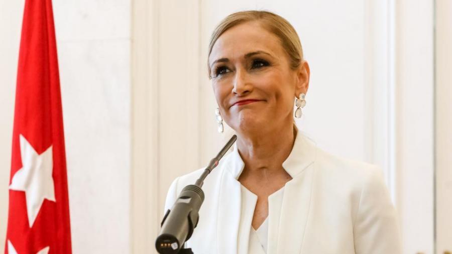 Actualidad Actualidad Cifuentes renuncia a la presidencia del PP de Madrid