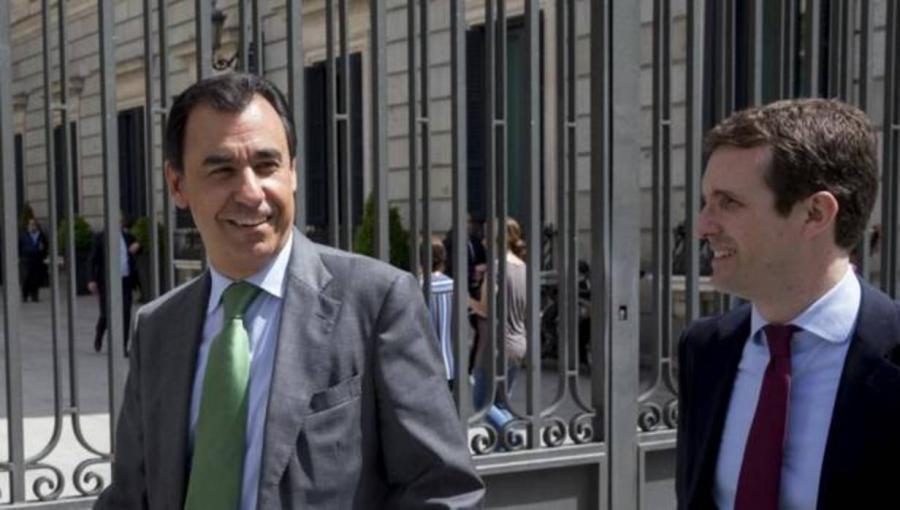 Actualidad Actualidad Génova piensa en Pablo Casado para la gestora en el PP de Madrid