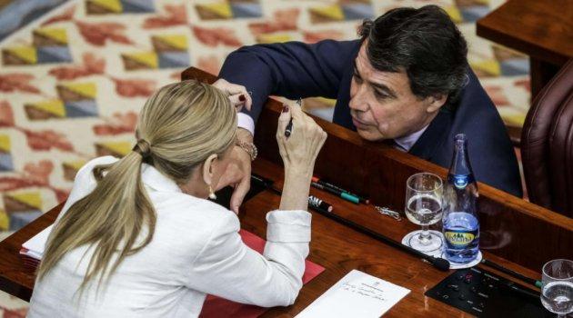 Actualidad Actualidad La última venganza de Ignacio González contra Cristina Cifuentes