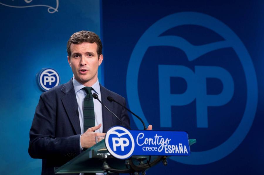 Actualidad Actualidad El PP apuesta por Casado para resolver la crisis madrileña