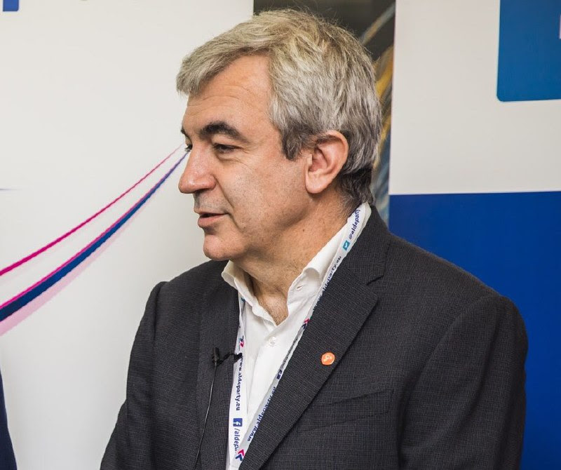 Actualidad Actualidad Garicano: 'El próximo congreso de ALDE en España confirmará a Ciudadanos como actor esencial en la construcción de la Europa'