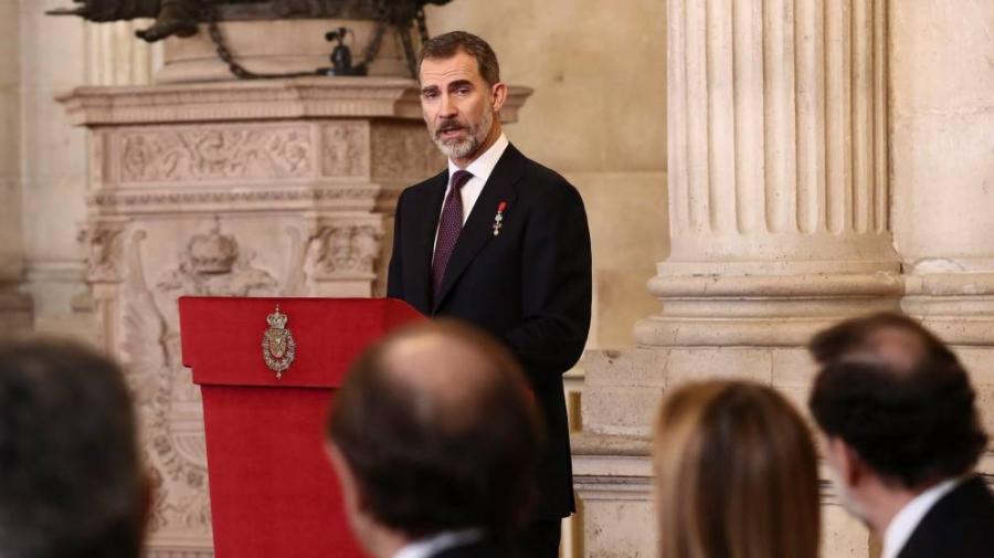 Actualidad Actualidad La figura de Felipe VI: respaldo masivo en el centro-derecha y grietas en la izquierda